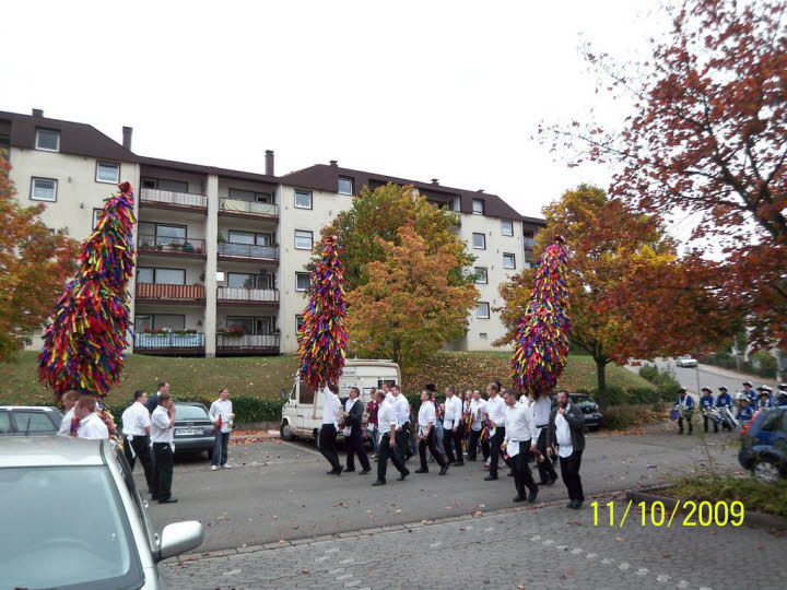 Ernstweiler Kerb 2009