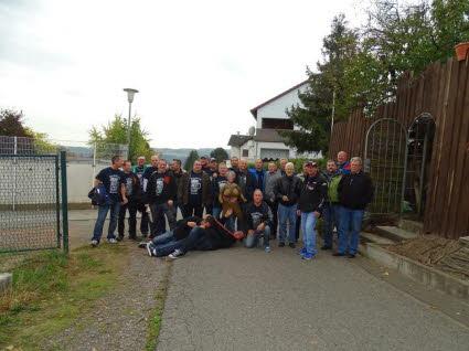 Ernstweiler Kerb 2016